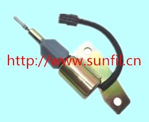 3991624 Fuel Shutdown Solenoid Valve SA-4959-12 for  5.9B Excavator,12V,5PCS/LOT<br>
