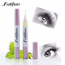 fulljion 7-15 Days Fast Powerful Eyelash Growth Treatments Liquid Serum Beauty Makeup Enhance Eye Lash Longer And Thicker