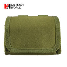 Military World Tactical Rifle Holder Ammo Carrier Bullet Bag Shells Paintball Molle Magazine Pouch Hunting Gun Bags Accessories(China)