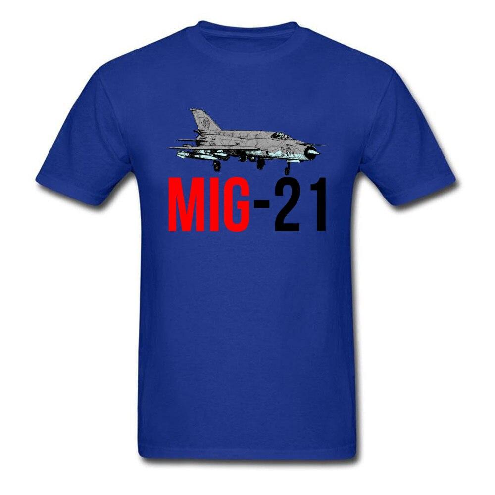 MIG 21 Jet Air Plane_blue