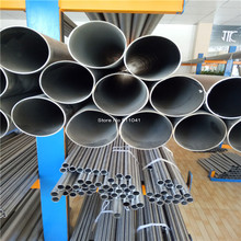 Seamless titanium tube titanium pipe 65*1*1000mm ,5pcs free shipping,Paypal is available