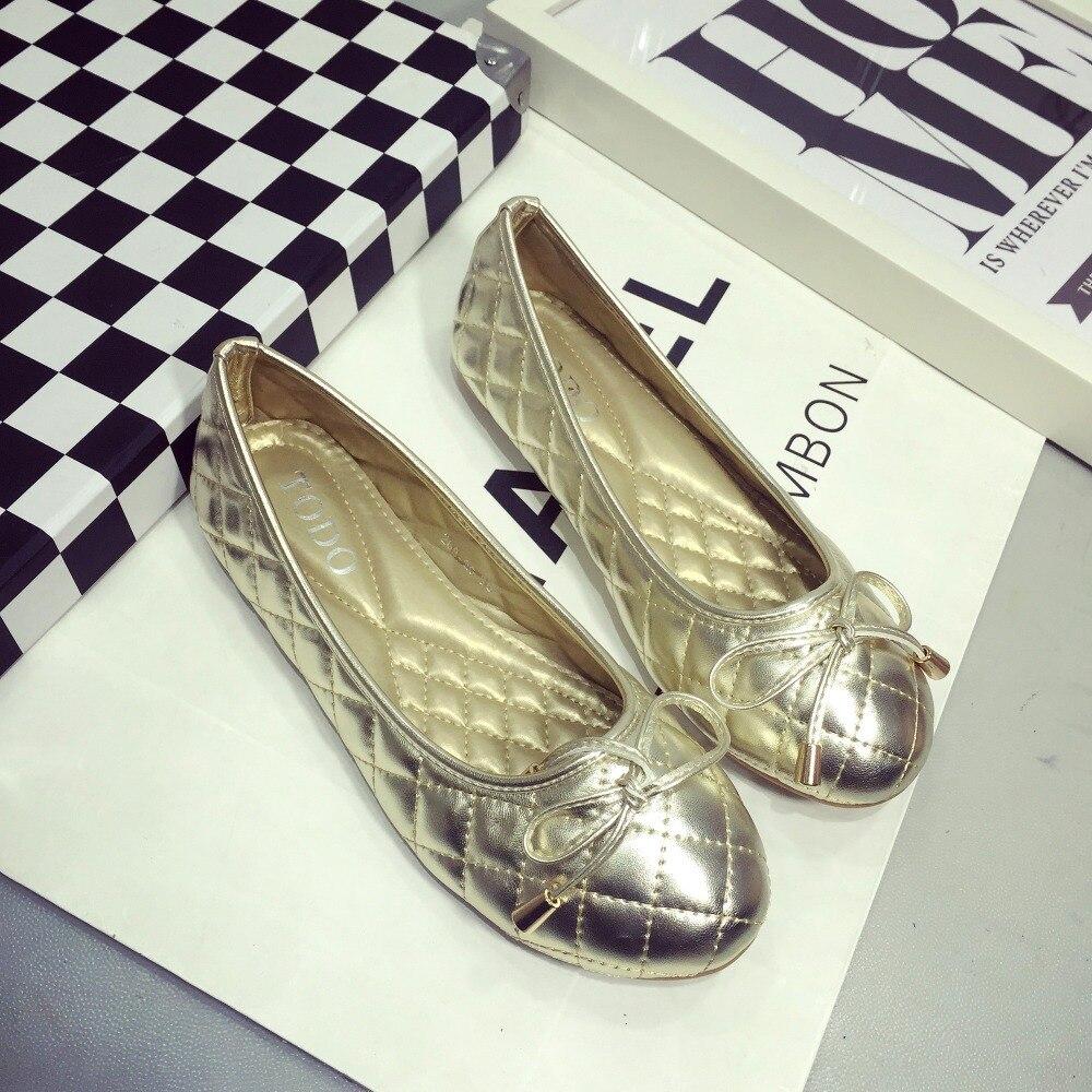 Womens Flats Ballerinas Shoes New Womens Flats Shoes Brand Name Women Flat Shoes Fashion Comfortable Women Flat Ballerina Shoe<br><br>Aliexpress