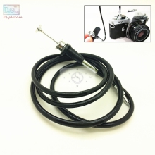 40'' 100cm Mechanical Locking Camera Shutter Release Remote Control Cable Cord For Fuji Fujifilm Pentax Canon Nikon Film Cameras