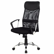 Giantex Modern Ergonomic Mesh High Back Executive Computer Desk Task Office Chair Black Gaming Chairs CB10051(China)