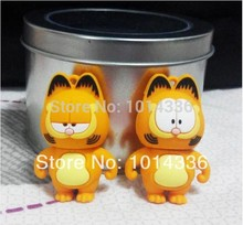 Usb Stick usb flash drives  Cartoon Cute cat  USB Flash 2.0 Memory Drive Stick   1G 4G  8G 16G 32G 64GB S238pendrive