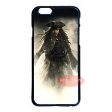 Jack Pirates Of Caribbean Case for LG Samsung S3 S4 S5 Mini S6 S7 Edge Plus Note 2 3 4 5 iPhone 4S 5S 5C 6 6S 7 Plus iPod 4 5 6