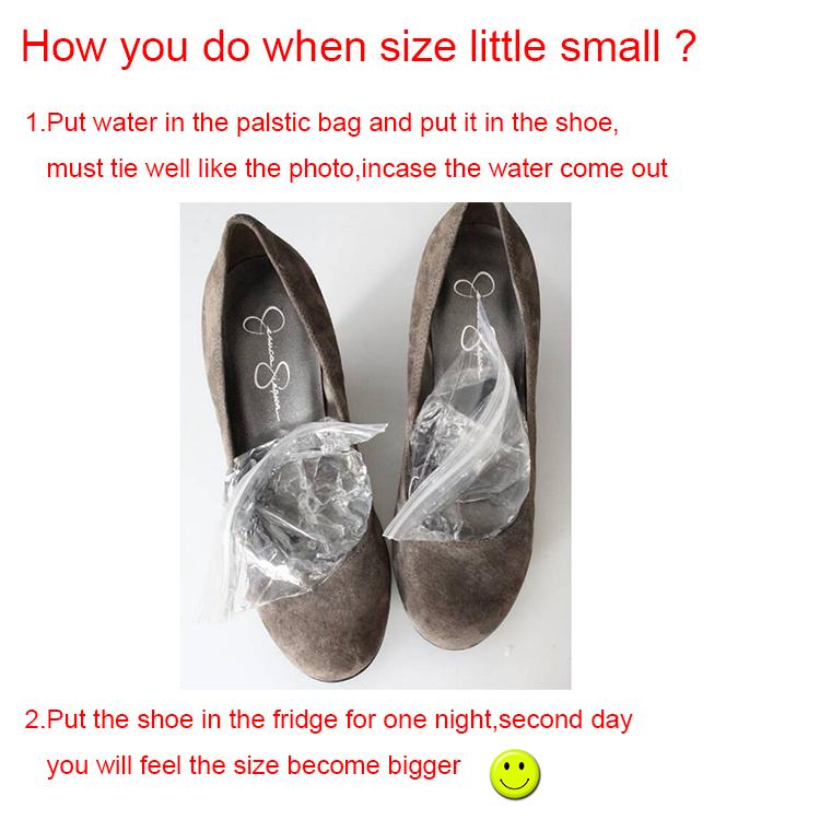 if the size is too small