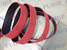 Conveyor Belt For Folding And PastingMachine.High wear resistance folder gluer flat rubber drive belt.Used for conveying belt of(China)