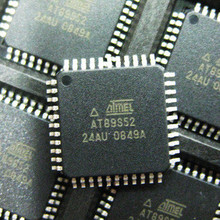 1PCS of AT89S52-24AU 89S52 new original Chip Microcontroller QFP-44(China)