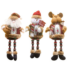 christmas New Year gifts christmas toys santa christmas tree decorations merry Christmas Ornament natal #1512