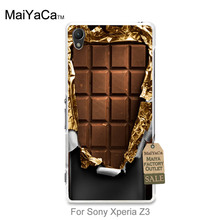 New Arrival Phone Ultrathin Case Sweet Chocolate Bar For case   z3