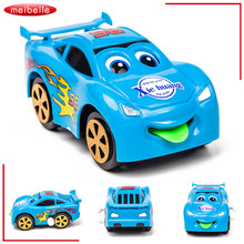 NewNew Arrival Multi function car will turn a chain of eyes will move the latest hot tongue cartoon toy Free Shipping