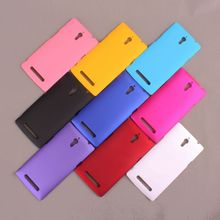 9 Colors For Choose,New Rubber Matte Hard Back Case For OPPO Find 7A,High Quality,Free Shipping(China)