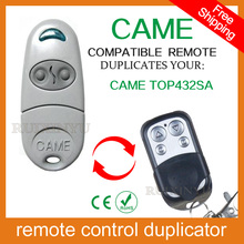 100% copy fixed code Universal RF Remote Control Duplicator for Garage Door (include CAME remotes) CAME TOP432SA