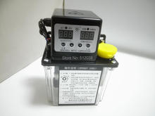 Buy 220VAC Auto Lubrication Pump 1 Liter 1L CNC Digital Electronic Timer , Lubrication oil pump