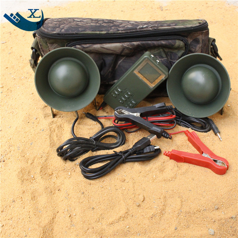 Built-in 200 Sounds 150dB With Timer Outdoor Hunting Decoys Mp3 Bird Caller Louder Speaker Duck Sound Duck Hunting<br><br>Aliexpress