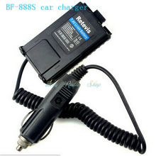 Baofeng Walkie Talkie BF-888S Car Charger Battery Eliminator Adapter DC 12V For Two Way Radio Pofung BF-888S BF-777 S BF-666S(China)