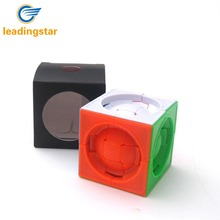LeadingStar Magic Cube Brain Teaser 3D Puzzle Abnormity Inscribed Sphere Cube for All Ages zk30
