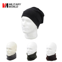 Military Tactical Multifunctional Warm Hat Single Layer Fleece Scarf Outdoor Sport Winter Caps Hat Headgear Cycling Face Mask(China)