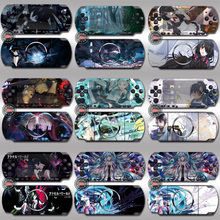 28 Choice Vinyl Skin Sticker Protector for Sony PSP2000 Stickers for PSP3000 Game Accessories for PSP 3000 Game Console(China)