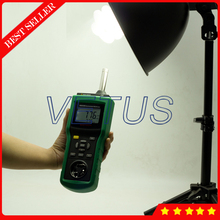 MASTECH MS6300 6 in 1 MultiFunctional Environment Meter for Temperature Humidity Lux Sound Air Flow Meter Anemometer tester