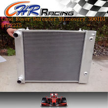 For Land Rover 3 ROW ALUMINUM RADIATOR FOR Defender Discovery 300TDI 90/110 BTP2275(China)