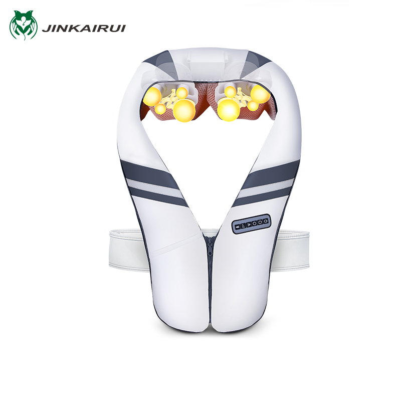 Jinkairui anti-stress massage relax shoulder leg body back massager christmas new Years gift Send parents  easy use home/car <br>