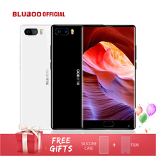 Bluboo S1 5.5'' FHD Smartphone MTK6757 Octa Core Full Display 4GB RAM 64GB ROM Android 7.0 Dual Rear Camera 4G Mobile Phone OTG(China)