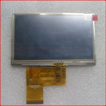 "4.3"" 4.3inch 40Pin TFT LCD LCM Display Panel LCD SCREEN RGB 480*272 FPC4304005 FPC4304006 with touch screen FPC4304002 KR043PB3S"