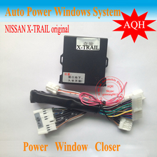 Window Closer/ For NISSAN X-TRAIL original cars/Upgrade car security /Roll Up Closer Module /For Turkey market/Free shipping