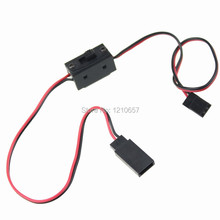 2PCS lot On Off Switch Connector Plug JST Male Female Wire For RC Li-po Battery