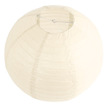"1 x Chinese Japanese Paper Lantern Lampshade for Party Wedding - Size: 40cm(16"") , 50cm(20"")"