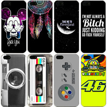 Buy 5/5S SE 4'' New Painting Vintage Cameras Tape Hard Phone Cases Cover Apple iPhone 5 5S iPhone SE Case Capa Coque for $1.43 in AliExpress store