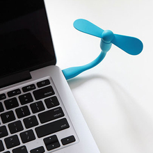 Original Xiaomi mi  2015 new hot sell small fan with super wind by USB for Computer\Laptop\Tablet PC\pad