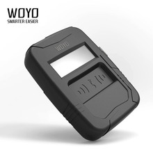 WOYO Remote Control Tester Tool Diagnosis All Types of (IR) Infra Red (RF) Radio Frequency 10-1000MHZ WOYO Remote Control Tester(China)