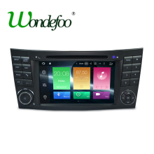 Android 6.0 OCTA CORE RK3688 Car 2 din DVD PLAYER For E-Class W211 Mercedes Benz CLK G-Class W463 CLS W219 AUTO radio stereo GPS