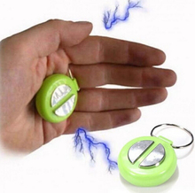 NEW 2016 Party Funny Tricky Toys Electric Shock Hand Buzzer Gag Toy Play Joke Crack Prank Trick(China)