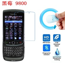 Screen Protective Film for BlackBerry 9800, Ultra-Thin Soft Pet Screen Protector Film for BlackBerry Torch 9800 9810