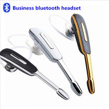 2016 Bluetooth Earphone Ear Hook Wireless bluetooth headset phone Accessories Headphone for Mobile Phone Handsfree Earphone(China)