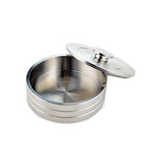 304 Stainless Steel Benzine Cup Clean Oil Wash Box for Watch Repair Part Tool