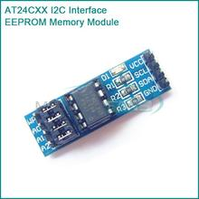AT24CXX I2C Interface Adapter 8 Pin EEPROM Memory Modules PCB Excluding Chips