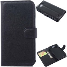 YINGHUI Wallet Leather Phone Case For Zte Blade (L2 L110 Q-Maxi V6 V7-lite V6-Plus Vec-4G) Cover Cases Mobile Part Accessories