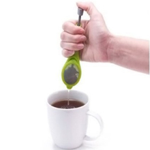 Healthy Flavor Total Tea Infuser Gadget Measure Swirl Steep Stir And Press Food Grade PlasticTea&Coffee Strainer