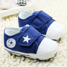 2017  Breathable Canvas Shoes 0-18 month Boys Shoes  Comfortable Girls Baby Sneakers Kids Toddler Shoes