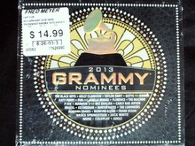 Various - 2013 Grammy Nominees CD Sealed Taylor Swift/Adele/P!nk(China)