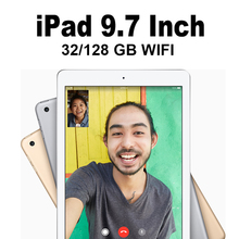 Apple iPad 9.7 inch 2017 Tablets WIFI 32G/128G Retina Display 64bit A9 Chip 10hour Battery HD Camera Touch ID Portable Powerful(China)