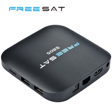 8GB+1GB Freesat S805 Android 4.4.2 KODI iptv tv Box, install google play store android tv box china factory wholesale