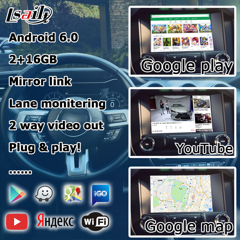 Android navigation box for Ford Mustang etc video interface box SYNC on waze maps, aerial maps, googlr maps, bing maps, msn maps, search maps, amazon fire phone maps, gppgle maps, topographic maps, android maps, aeronautical maps, iphone maps, stanford university maps, online maps, goolge maps, gogole maps, googie maps, ipad maps, microsoft maps, road map usa states maps,