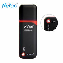 Netac U903 USB 3.0 Flash Drive 8GB / 16GB / 32GB / 64GB / 128GB Pen Drive Memory Stick with Retail Packaging