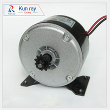 350W 24V 36V MY1016 High-Speed Brushed Motor for Bicycle Electric Scooter Engine electric bike kit